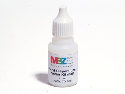 Acryl-Dispersionsbinder K9 matt 20 ml