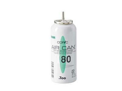COPIC Air Can 80, Pressluft